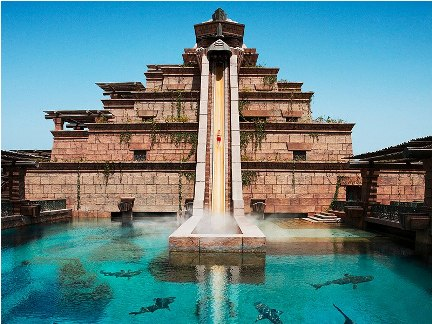 АКВА ПАРК AQUAVENTURE – ХОТЕЛ ATLANTIS THE PALM